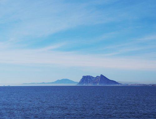 El Estrecho, paraíso de pescadores